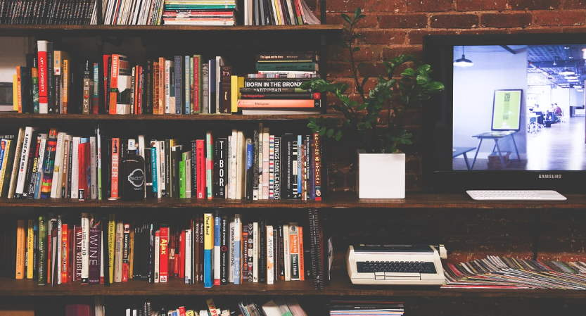 Votre bibliothèque personnelle est l'avantage concurrentiel qui vous fera passer au niveau supérieur - espritbiz